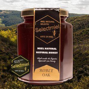 Comprar Miel Natural de Roble 1l - Selectmiel