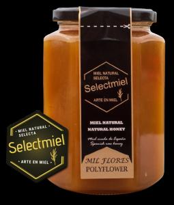 Comprar Miel 100% Natural Mil Flores Selectmiel